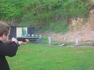Prague Shooting - Shotgun