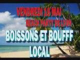 BEACH PARTY DE LYON LE 16 MAI 2008