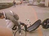 Vélo couché NEWI