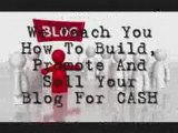 What is the blog flip method