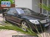 Occasion Mercedes CL NANCY