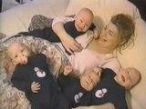 Les bébés rigolent