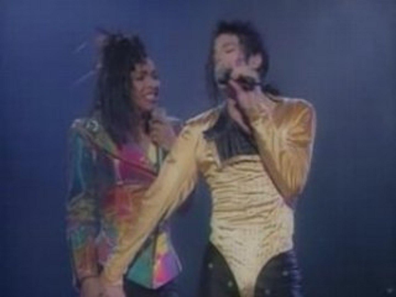 Michael Jackson I just can't stop loving youDangerous Tour