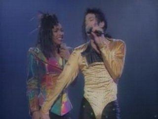 Michael Jackson-I just can't stop loving you(Dangerous Tour)
