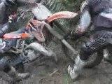 chutes enduro motos basques !!!