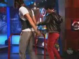 Stephen Colbert vs Rain - Dance Off