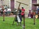 tournois medievale Argy