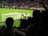 ambiance fin match tour du stade
