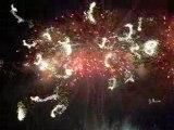 stade velodrome feu d'artifice soirée 10 ans N9UF CEGETEL