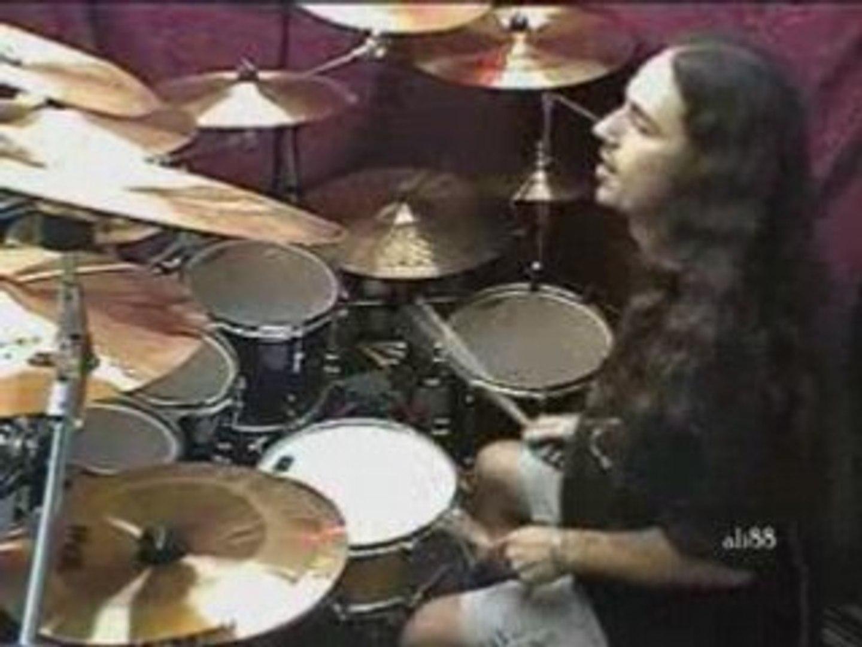 Derek Roddy's Drum Solo (Hate Eternal)