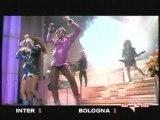 """Loredana Bertè-finto """"coccodrillo"""" Quelli che il... 2004"""