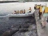 Galapagos Islands travel: Sally Lightfoot crabs video.