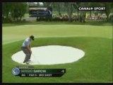 Sergio Garcia au players 1er jour
