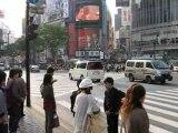 Shibuya (2) Passage piéton