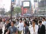 Shibuya (3) passage piéton