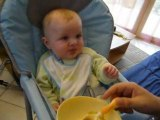 Premier petit pot 10 mai 2008