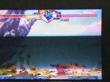 Gamma Bowl 2-9-08: Street Fighter Alpha 2: Ryu vs Rose