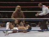 Ricky Steamboat vs Matt Borne (WM I)