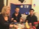 """Michal sur la web TV """"Dans ma cuisine"""" partie 1"""
