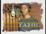 """YAZOU _ """"Nos vies"""" _ VidéO avec les PAROLES maintenant en LIGNE  !!"""