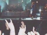 Groupes rock concerts vus