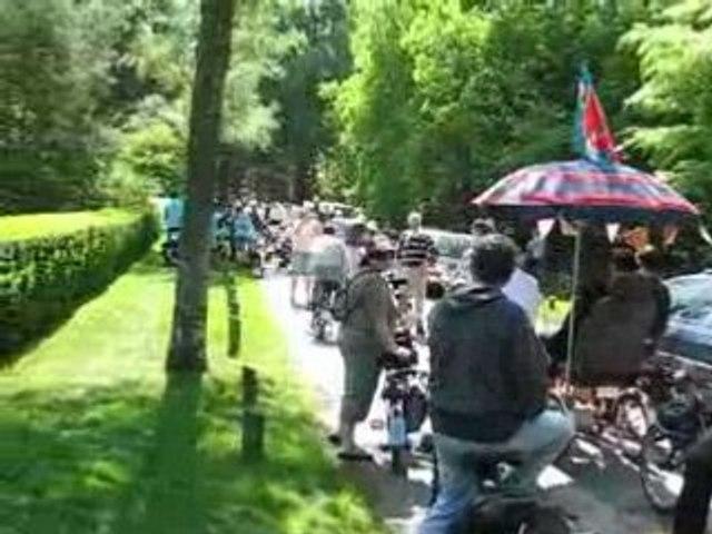 60 jaar solex nederland.60 ans du Solex Hollande Mai 2008