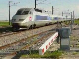 Reportage TGV EST mai 2008