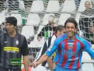 day 37: Juventus-Catania highlights