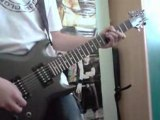 Red Hot Chili Peppers -Otherside Cover By J-C