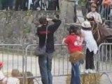 Cheval de Bataille - amazone portugaise Lunac 11 mai 2008