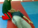 mma martial art knife defence 2 master anwar