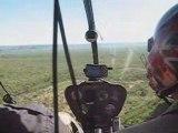 Un tour en helico au dessus de Parc National de Kakadu.