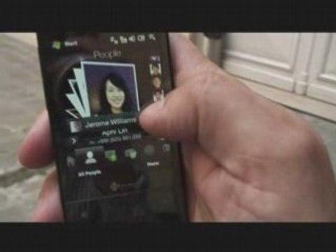 HTC Touch Diamond from benjamingauthey.com
