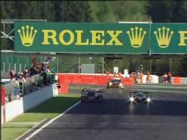 1000 Km of Spa - race - 2008