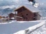 Snow-barrières