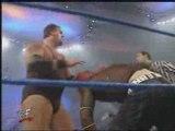 WWF - Jeff Hardy vs Big Show (with lita and matt)