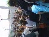 Blocus au lycée De Luynes