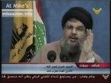 New Sayed Hassan NASRALLAH 08 05 2008 (part 2)
