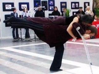 Danse contemporaine handi-valide