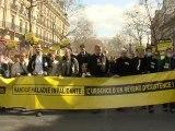Manifestation Ni pauvre Ni soumis