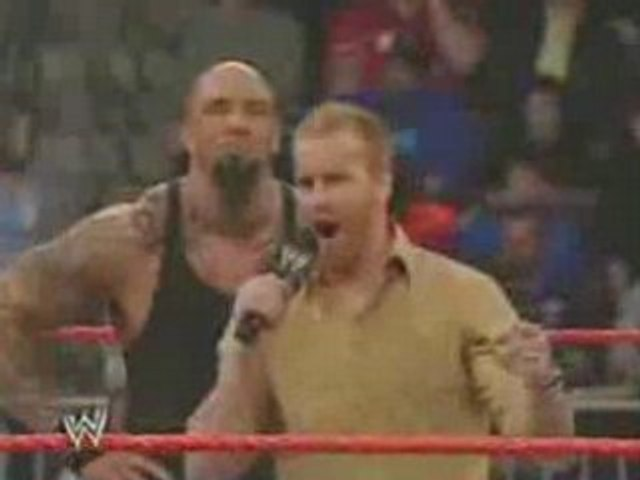 Christian Raps Obout The Main Eventers