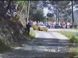 Rallye du gard 2008 partie 1 par rallye spectacle.fr