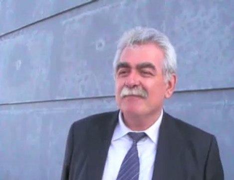 Andre Chassaigne commente le rejet du texte sur les OGM