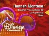 Hannah Montana Rockstar pr�visualisation num�rique