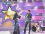 Nolwen Leroy et Lionel Richie