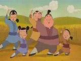 Mulan 2 première leçon