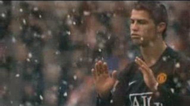 Cristiano Ronaldo pfa players' of the year