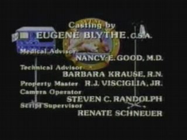 End credits of the last St Elsewhere logo + MTM logo