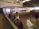 2008-04-16 Sol & Elisa en leçons avec Richard