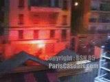apel d'urgence+baston parisiens niçois a nice stade du ray
